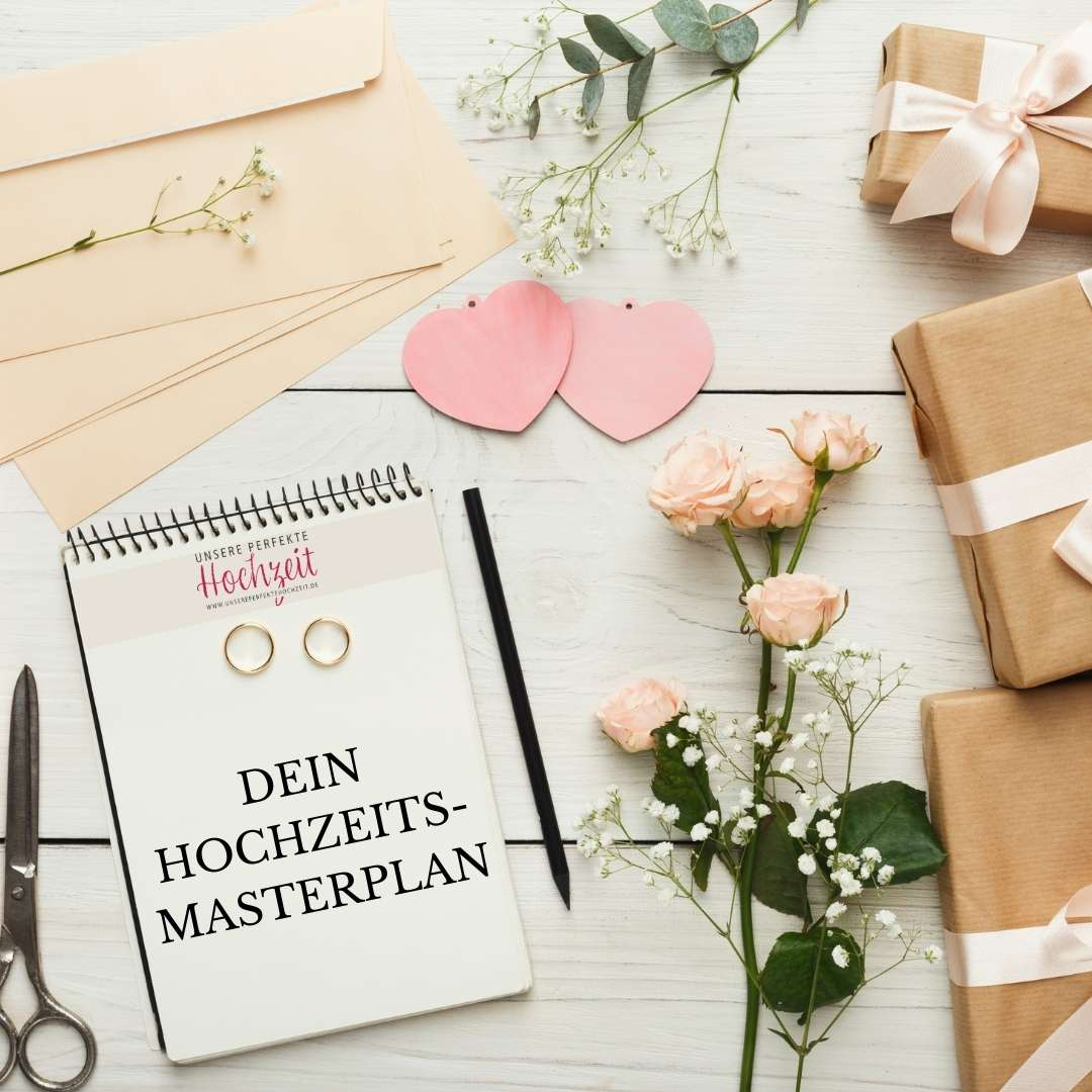 Dein Hochzeits-Masterplan - Unsere perfekte Hochzeit .de - Claudia Erlenbusch, Rudersberg