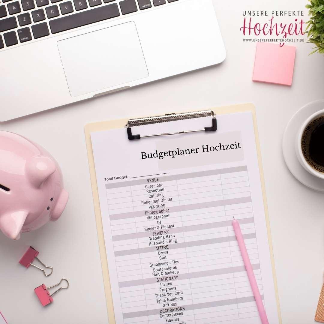 Budget für die Hochzeitsplanung - unsere perfekte Hochzeit - Claudia Erlenbusch(2)