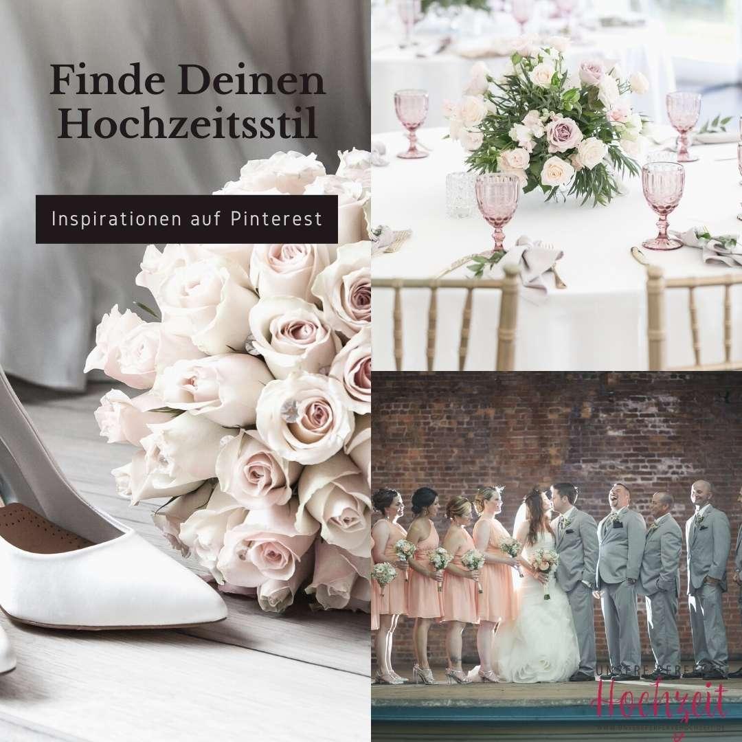 Unsere Perfekte Hochzeit.de - Finde Deinen Hochzeitsstil